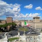 Genieten en nieuwe vrienden: één dag in Rome