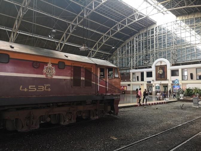 Lamphong Station Bangkok