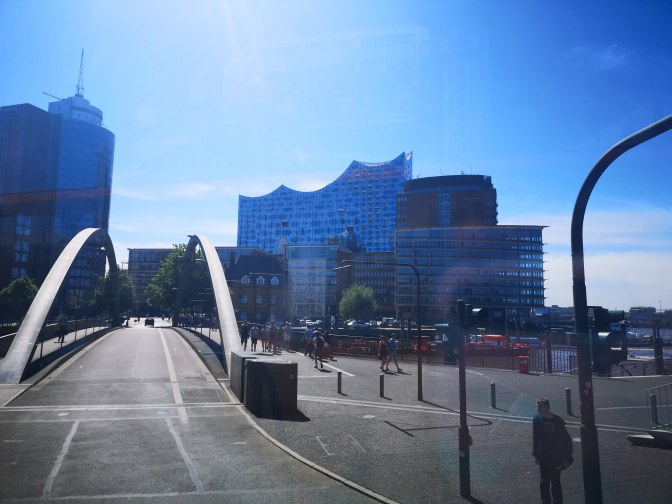 Modern Hamburg