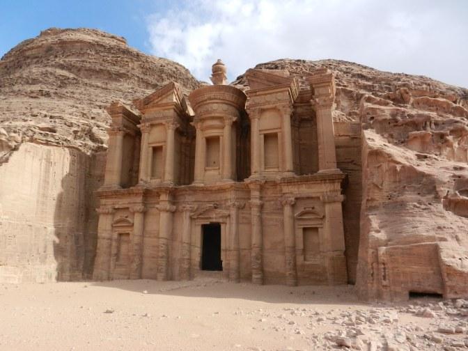 Het Klooster - 'Ad Deir'