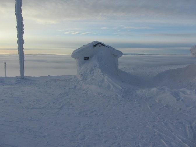 Scandinavie wintersport