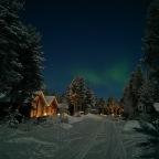 Het Noorderlicht spotten in Lapland doe je gewoon zelf
