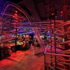 Een bijzonder techie eetgelegenheid: het Rollercoaster Restaurant Wenen