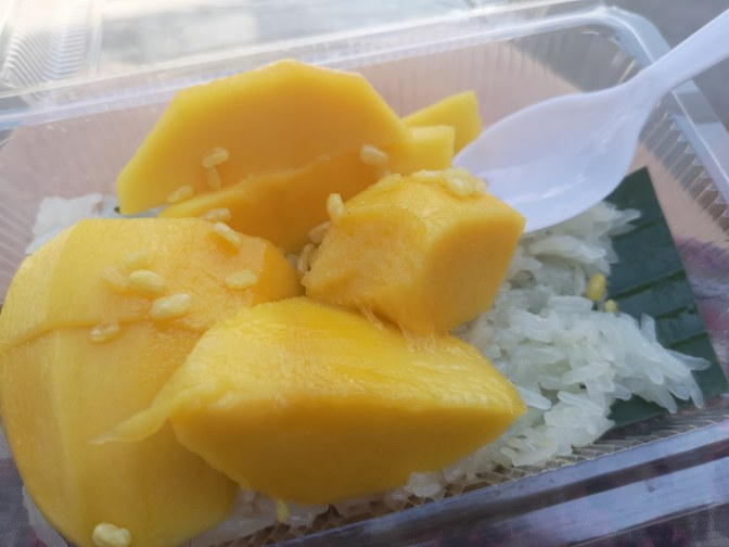Sticky Rice met Mango