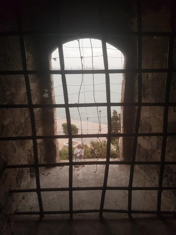 Doorkijkje Witte Toren