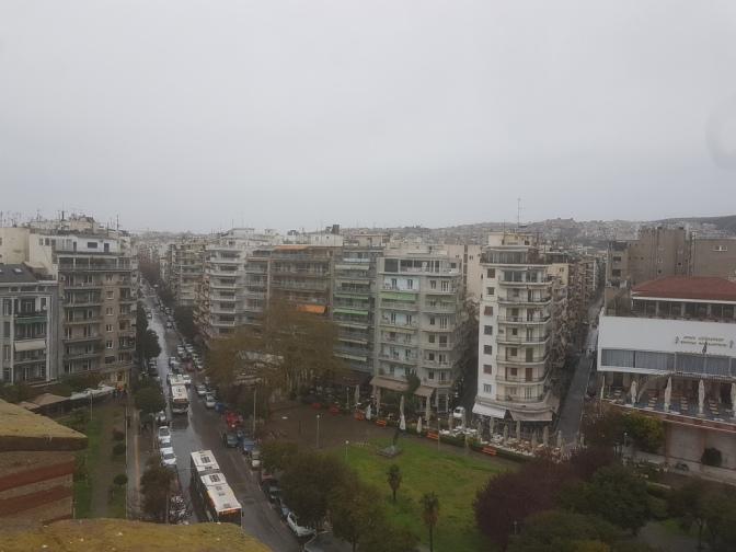 Uitzicht vanaf de Witte Toren