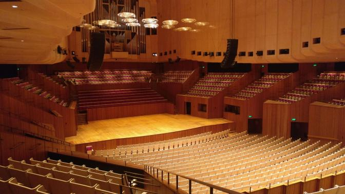 The Concert Hall - Sydney Opera House