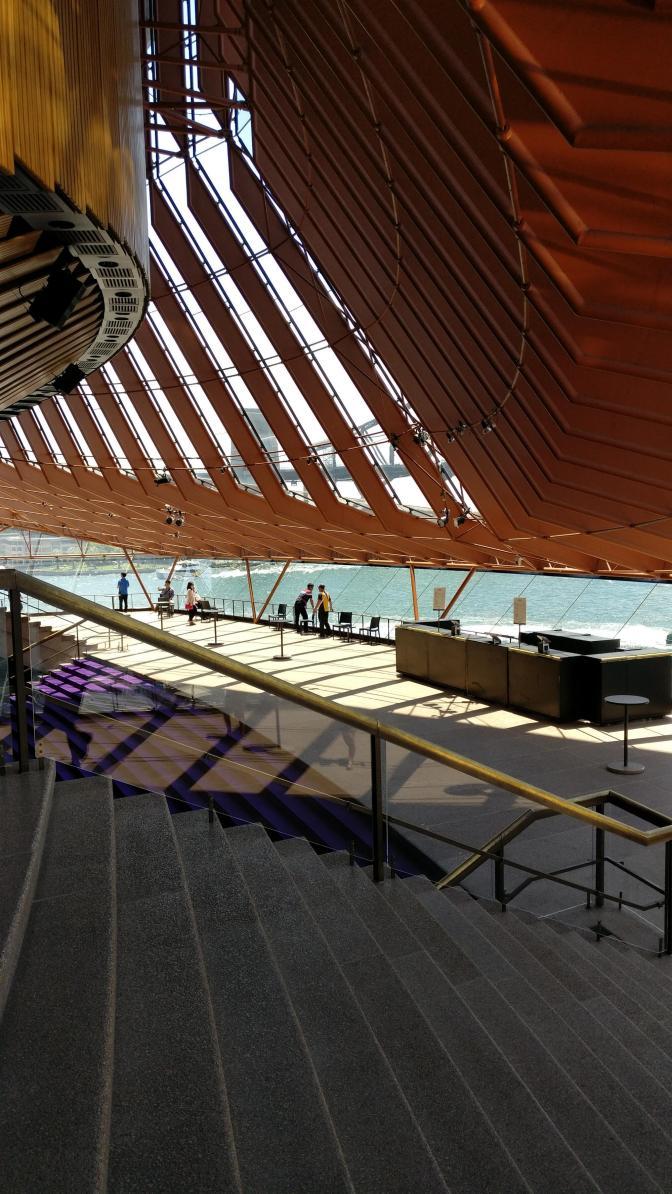 Sydney Opera House - alles heeft een functie