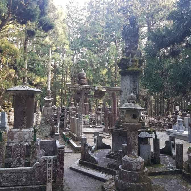 De aantallen op deze begraafplaats zijn bizar