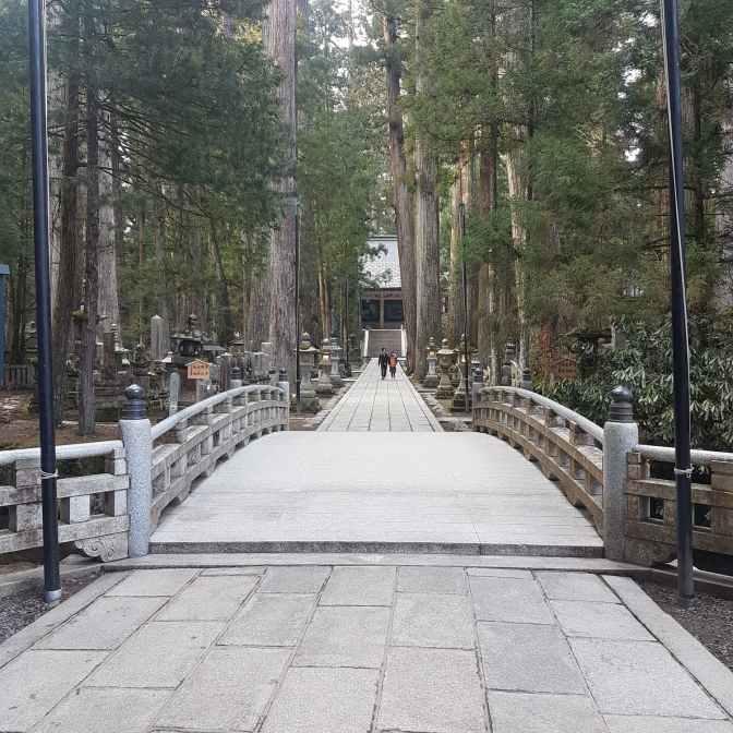 Zelfs de bruggen zijn perfect