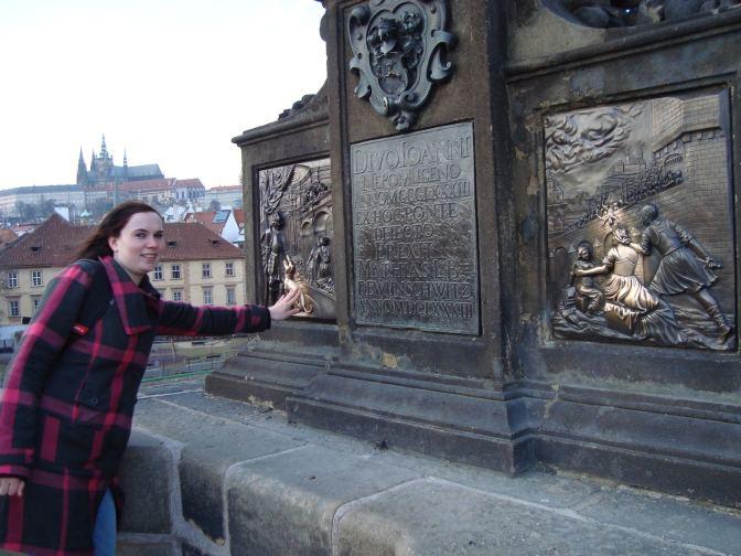 De Karelsbrug is een must in Praag