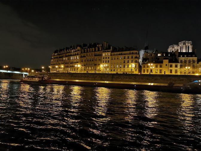 Soms is de Seine zo slecht nog niet...