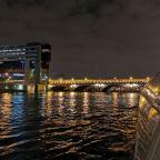 Een romantische boottocht op de Seine is niet zo romantisch