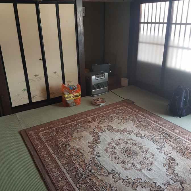 Ons verwarmde tapijt