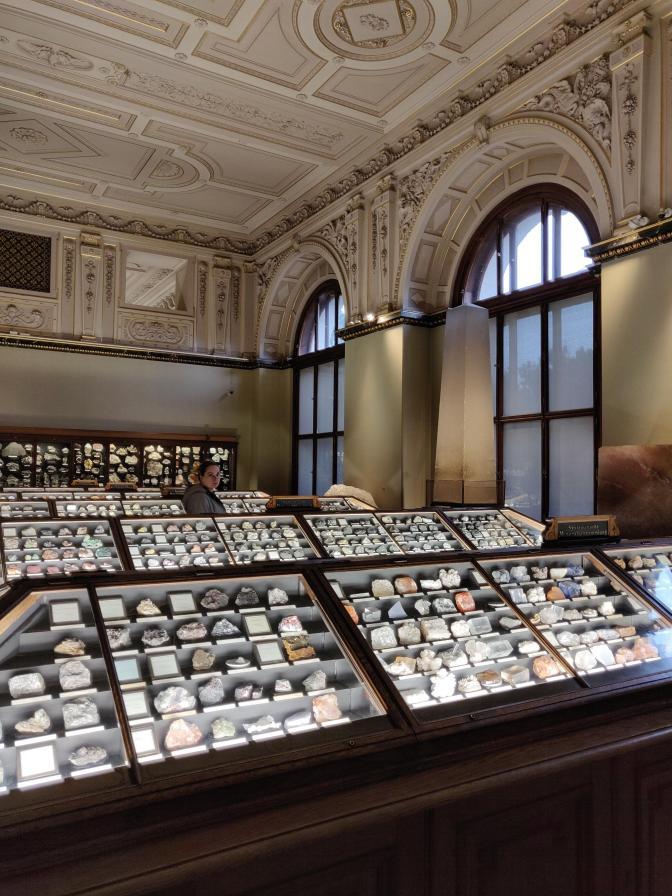 Duizenden mineralen