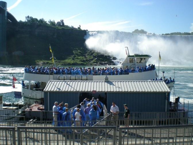 Maid of the Mist - Niagara Falls
