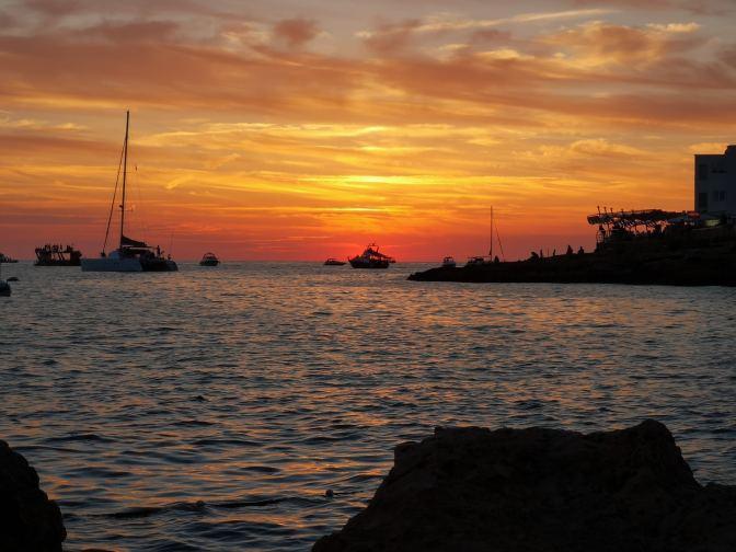 Je hebt helemaal geen cruise nodig, maar je kunt wel de boten in je foto gebruiken :)