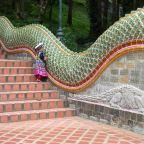 Een van de mooiste plekjes in Thailand: Wat Phra That Doi Suthep
