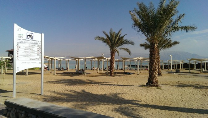 Welkom bij de Dode Zee
