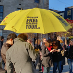 Free walking tours: hit and miss