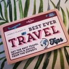 Is het boek Lonely Planet's Best Ever Travel Tips de moeite waard?