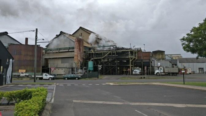 Bundaberg-distilleerderij