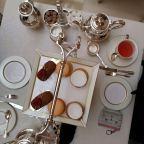Een afternoon tea in het Ritz in Londen is alles wat je hoopt