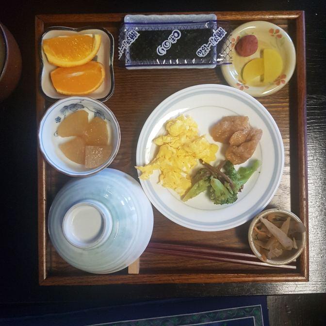 Japans eten is een feestje op je... kommetjes