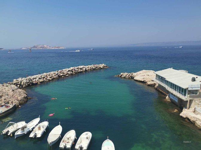 Colorbus brengt je naar de kust van Marseille
