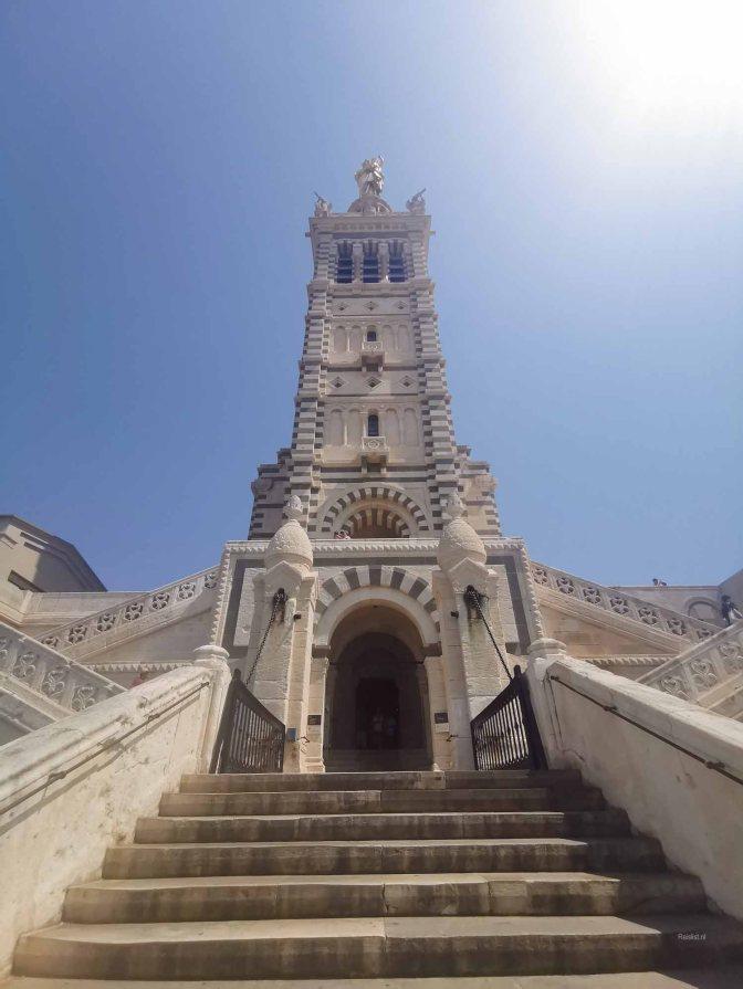 Daar is ze: de Notre Dame
