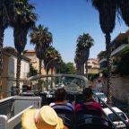 Zoek verkoeling op in Marseille in een Colorbüs