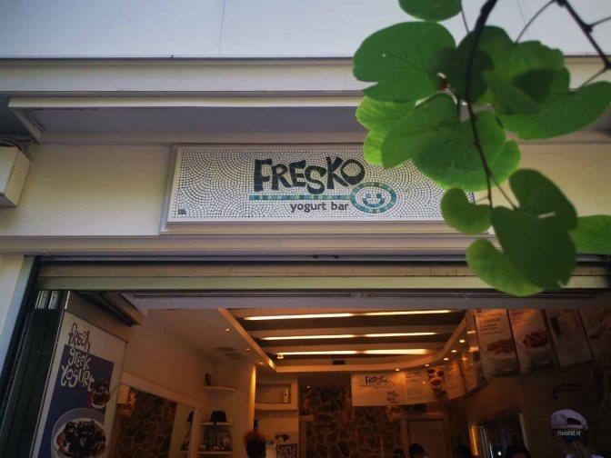 Fresko is een plek om heel blij van te worden