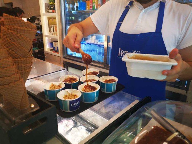 Maar eigenlijk moet je gaan voor the one and only: Griekse yoghurt met walnoot en honing