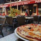 De slechtste pizza van Nîmes