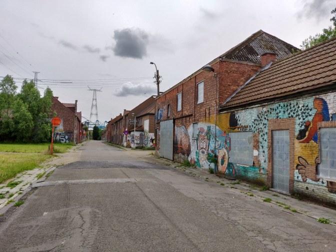 Welkom in spookstad Doel