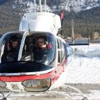 Mijn eerste helikoptervlucht ooit… In Canada!