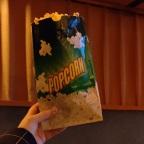 Bioscoop in Canada: ik wil geen zoute popcorn