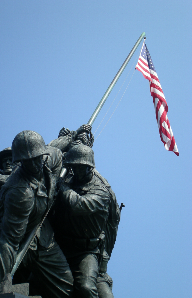 United States Marine Corps War Memorial