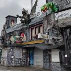 Heerlijk sfeertje bij 'spookkermis' Prater in Wenen