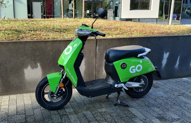 E-scooter Go Sharing