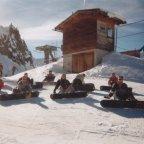 2003: voor het eerst op wintersport